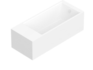 Stefano bathtub 185 panels