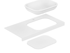 Cut-out for other insert basin